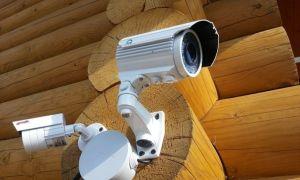 Видеонаблюдение на даче