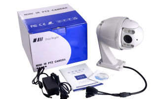 Настройка IP камеры: подключение к компьютеру, коммутирование устройств видеонаблюдения через роутер