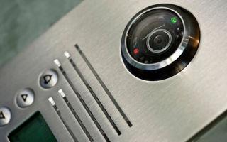 Видеодомофоны для частного дома
