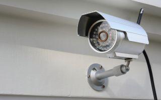 Камера видеонаблюдения: место установки, типы камер