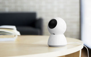 Панорамное видеонаблюдение с камерами 360 градусов