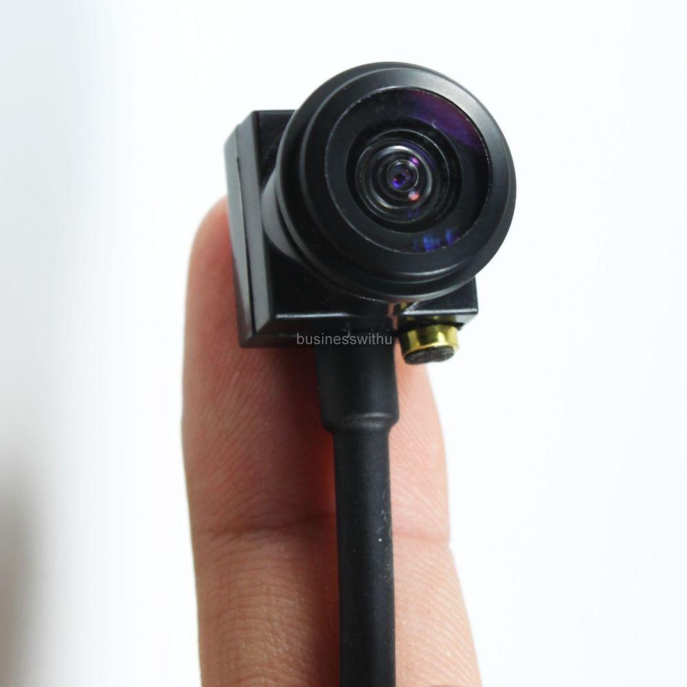 миникамера с объективом