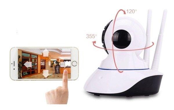 управление wifi камера с телефона