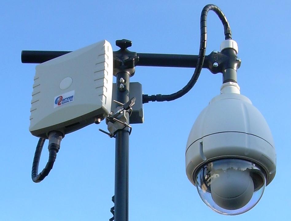 беспроводная уличная камера